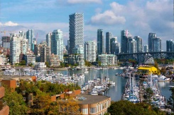 803 1450 PENNYFARTHING DRIVE - Vancouver Westside North - False Creek