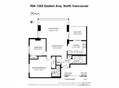 904 1555 EASTERN AVENUE - North Vancouver Central - Central Lonsdale