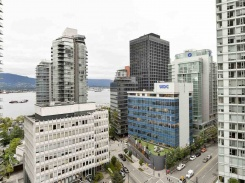 1406 1211 MELVILLE STREET - Vancouver Coal Harbour And West End - Coal Harbour