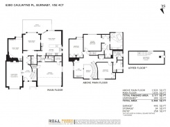 6380 CAULWYND PLACE - Burnaby South - South Slope