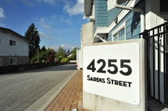 113 4255 SARDIS STREET - Burnaby South - Central Park BS