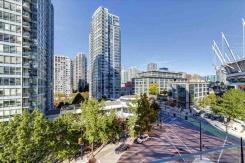 706 89 NELSON STREET - Vancouver Yaletown - Yaletown