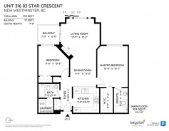 316 83 STAR CRESCENT - New Westminster - Queensborough