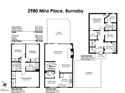 2980 MIRA PLACE - Burnaby North - Simon Fraser Hills