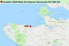 3624 W 3RD AVENUE - Vancouver Westside North - Kitsilano