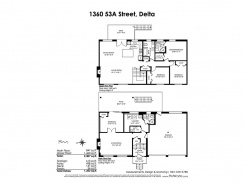 1360 53A STREET - South Delta - Cliff Drive