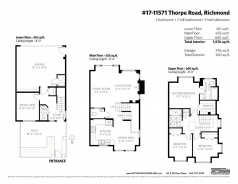 17 11571 THORPE ROAD - Richmond North - East Cambie