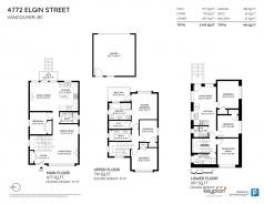 4772 ELGIN STREET - Vancouver East - Knight