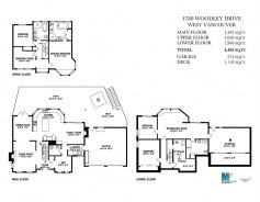 4780 WOODLEY DRIVE - West Vancouver North - Cypress Park Estates