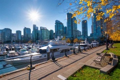 1203 1616 BAYSHORE DRIVE - Vancouver Coal Harbour And West End - Coal Harbour