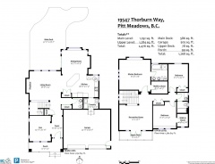 19547 THORBURN WAY - Pitt Meadows - South Meadows
