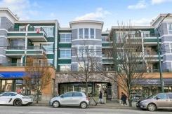 209 2680 W 4TH AVENUE - Vancouver Westside North - Kitsilano