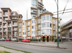 404 1562 W 5TH AVENUE - Vancouver Westside North - False Creek