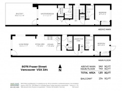 8076 FRASER STREET - Vancouver East - South Vancouver