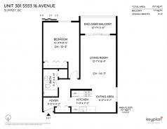 301 5553 16 AVENUE - South Delta - Cliff Drive