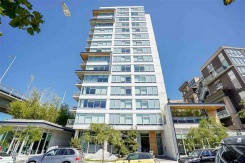 705 1565 W 6TH AVENUE - Vancouver Westside North - False Creek