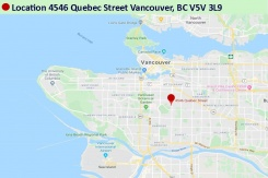 4546 QUEBEC STREET - Vancouver East - Main