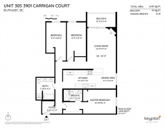 305 3901 CARRIGAN COURT - Burnaby North - Government Road