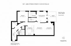 507 1688 CYPRESS STREET - Vancouver Westside North - Kitsilano
