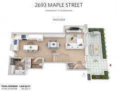 2693 MAPLE STREET - Vancouver Westside North - Kitsilano