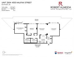 2504 4353 HALIFAX STREET - Burnaby North - Brentwood Park