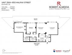 2504 4353 HALIFAX STREET - Burnaby North - Brentwood Park