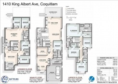 1410 KING ALBERT AVENUE - Coquitlam - Central Coquitlam
