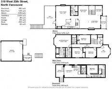 518 W 25TH STREET - North Vancouver Central - Upper Lonsdale