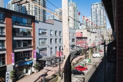405 1072 HAMILTON STREET - Vancouver Yaletown - Yaletown