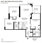 1001 9188 HEMLOCK DRIVE - Richmond City Centre - McLennan North