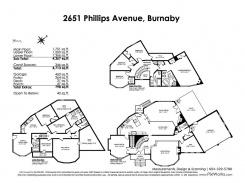 2651 PHILLIPS AVENUE - Burnaby North - Montecito