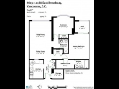 603 2468 E BROADWAY - Vancouver East - Renfrew VE
