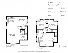 5512 DUNDEE STREET - Vancouver East - Collingwood VE