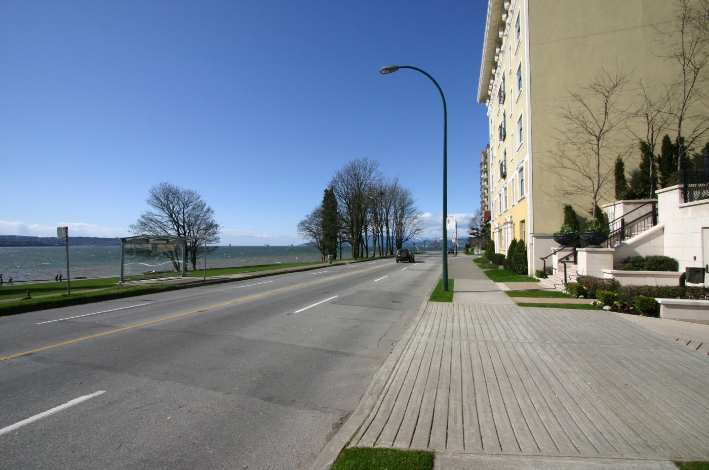 Vancouver – Beach Avenue – West End