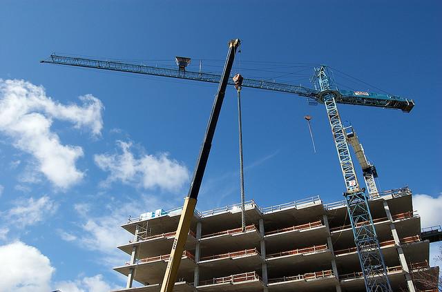 Cambie Condos Under Construction