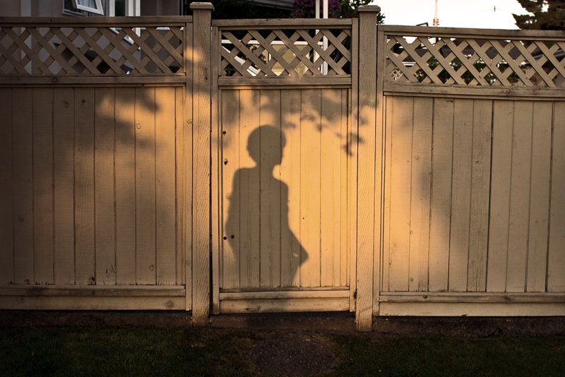 Girl Catching Sunset