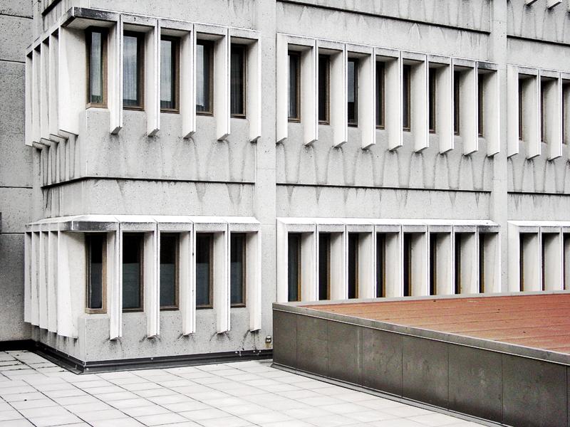 Concrete Compounds Courtyards : Concrete courtyard vancouver bc photos