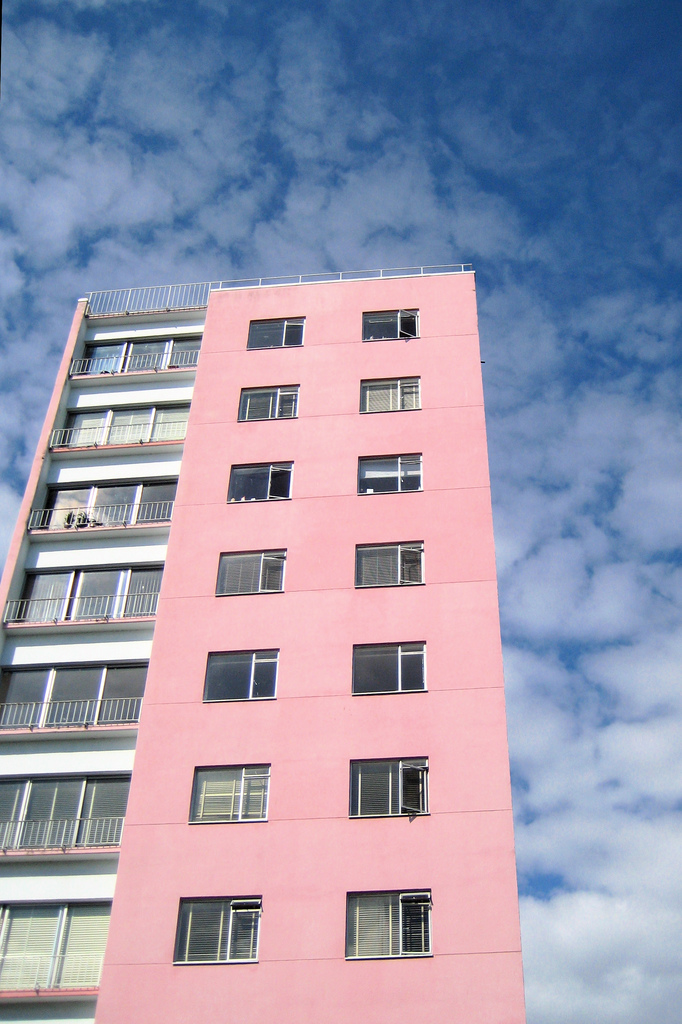 Cotton Candy Condo