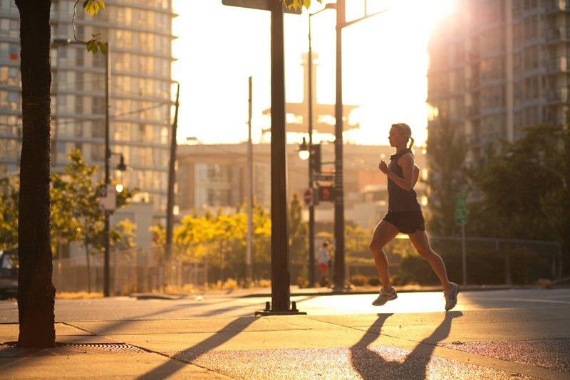 Evening Run