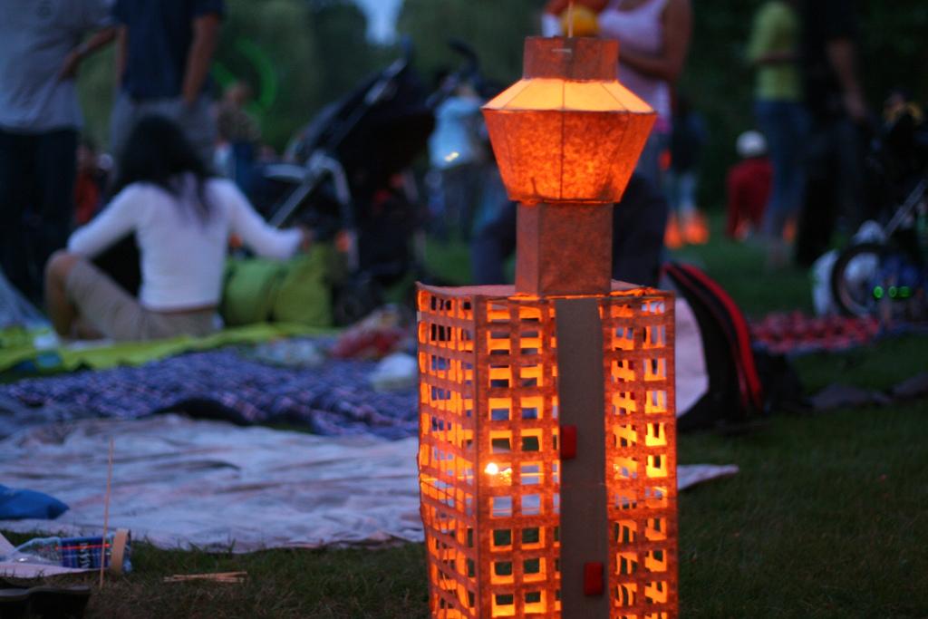 Harbour Centre Lantern