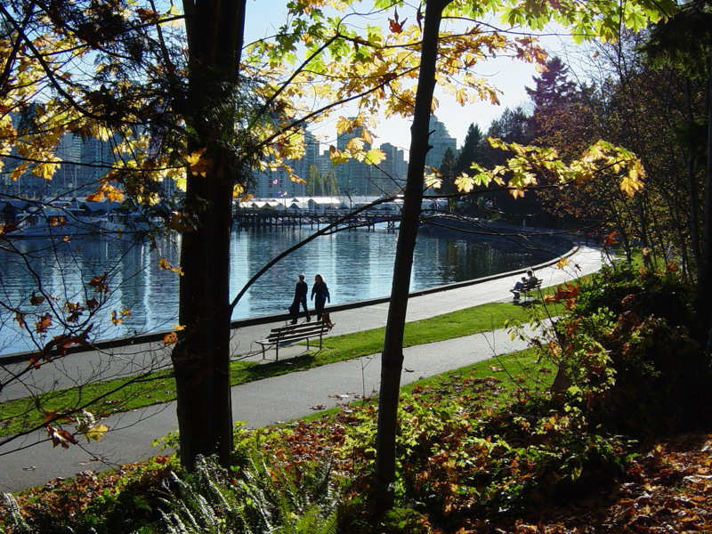 An Idyllic Day in Vancouver