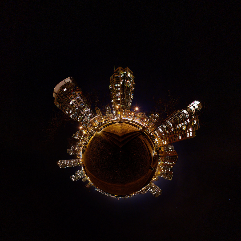 Little Planet of Yaletown