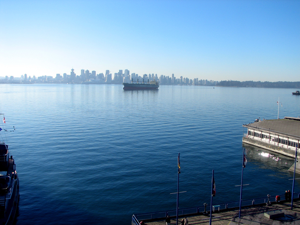 Good morning Vancouver