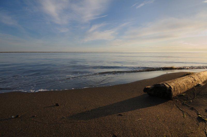 Peaceful Iona Beach