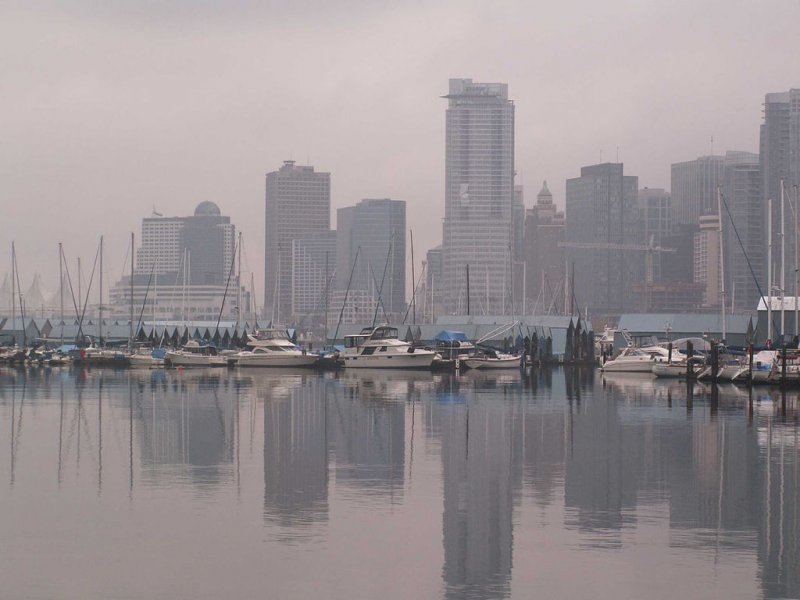 Reflected Vancouver