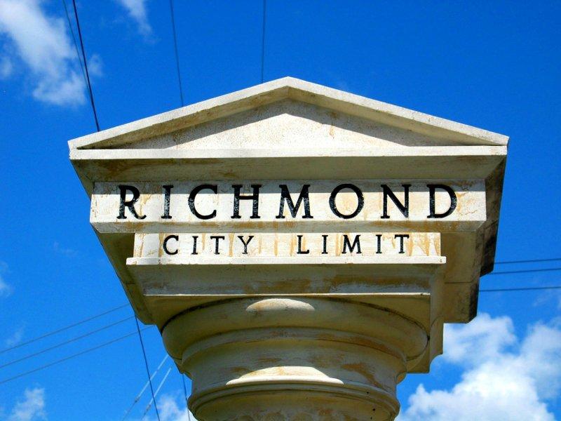 Richmond City Limit