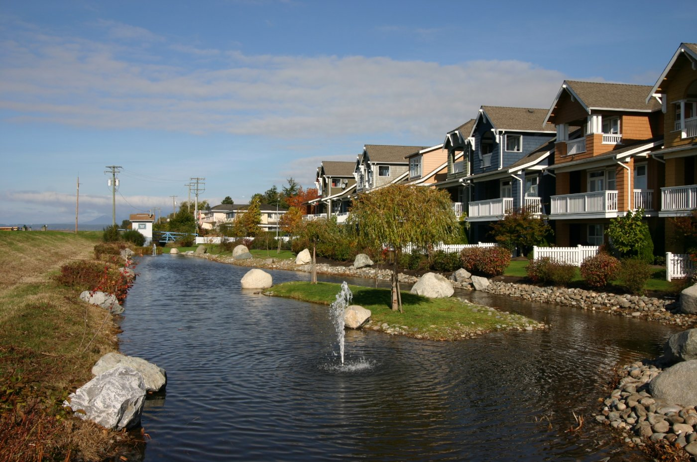 Seafair homes | West Dyke Trail