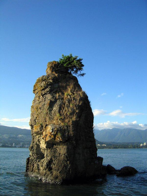 Seawalls of Vancouver