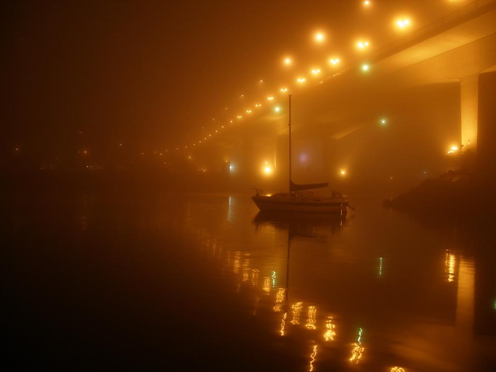 Shrouded Boats