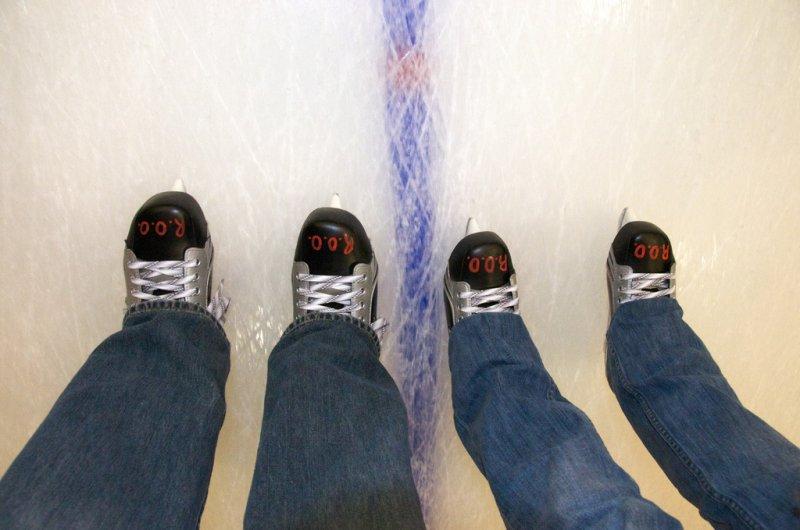 Skating in Richmond!